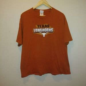 Vintage Texas Longhorns Tee Shirt